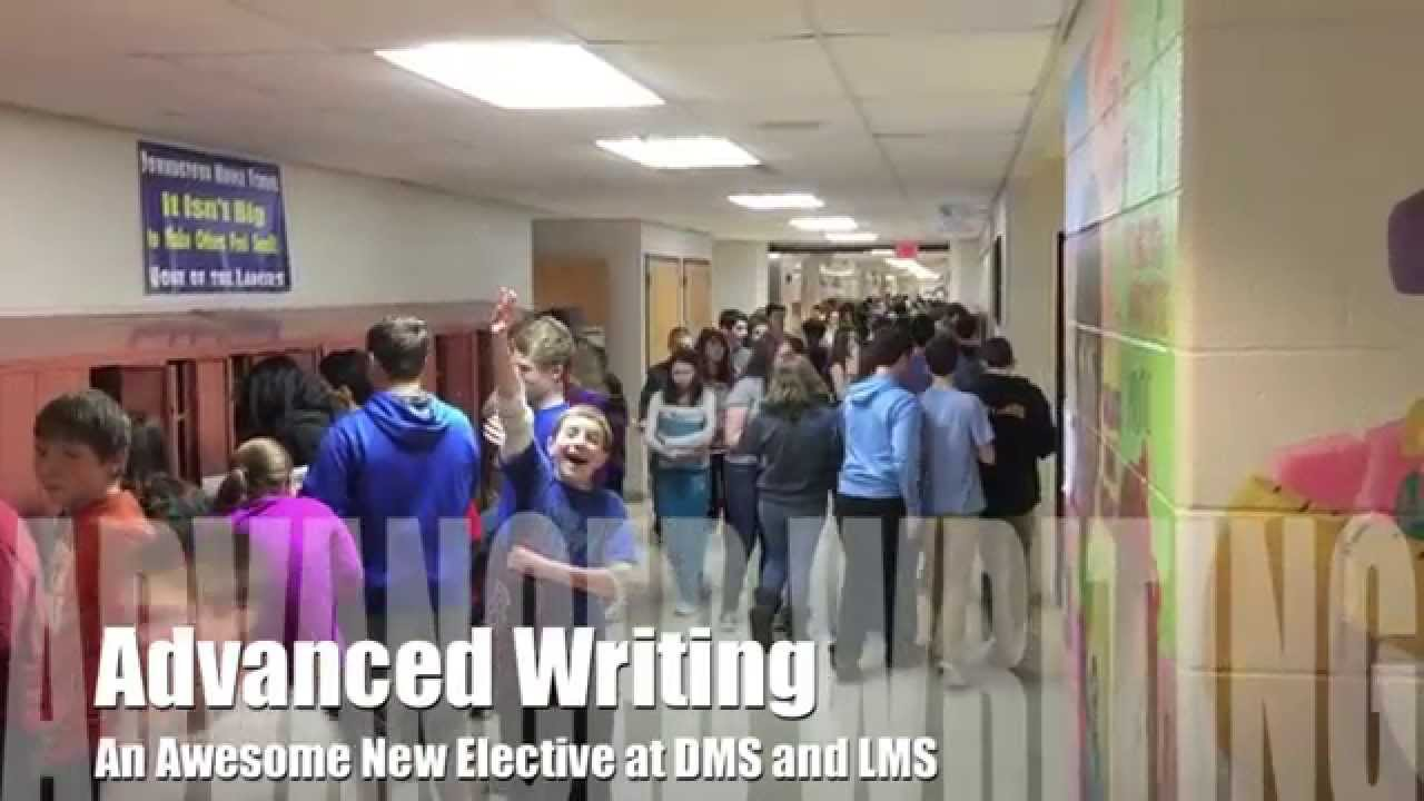 Advanced writing middle school course youtube