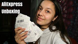 AliExpress Sierraden Unboxing | Naomi van den Bergh