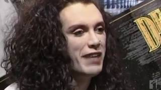 Pete Burns pre MAJOR surgery - Early Dead or Alive days