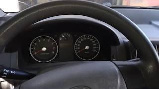 Hyundai Getz - не заводится