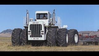 Big Bud 747 - Verdens største traktor