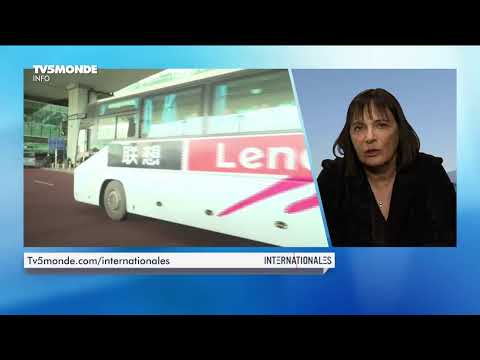 Internationales - Marie-Paule Kieny - TV5MONDE / Le Monde - 16 Janvier 2021