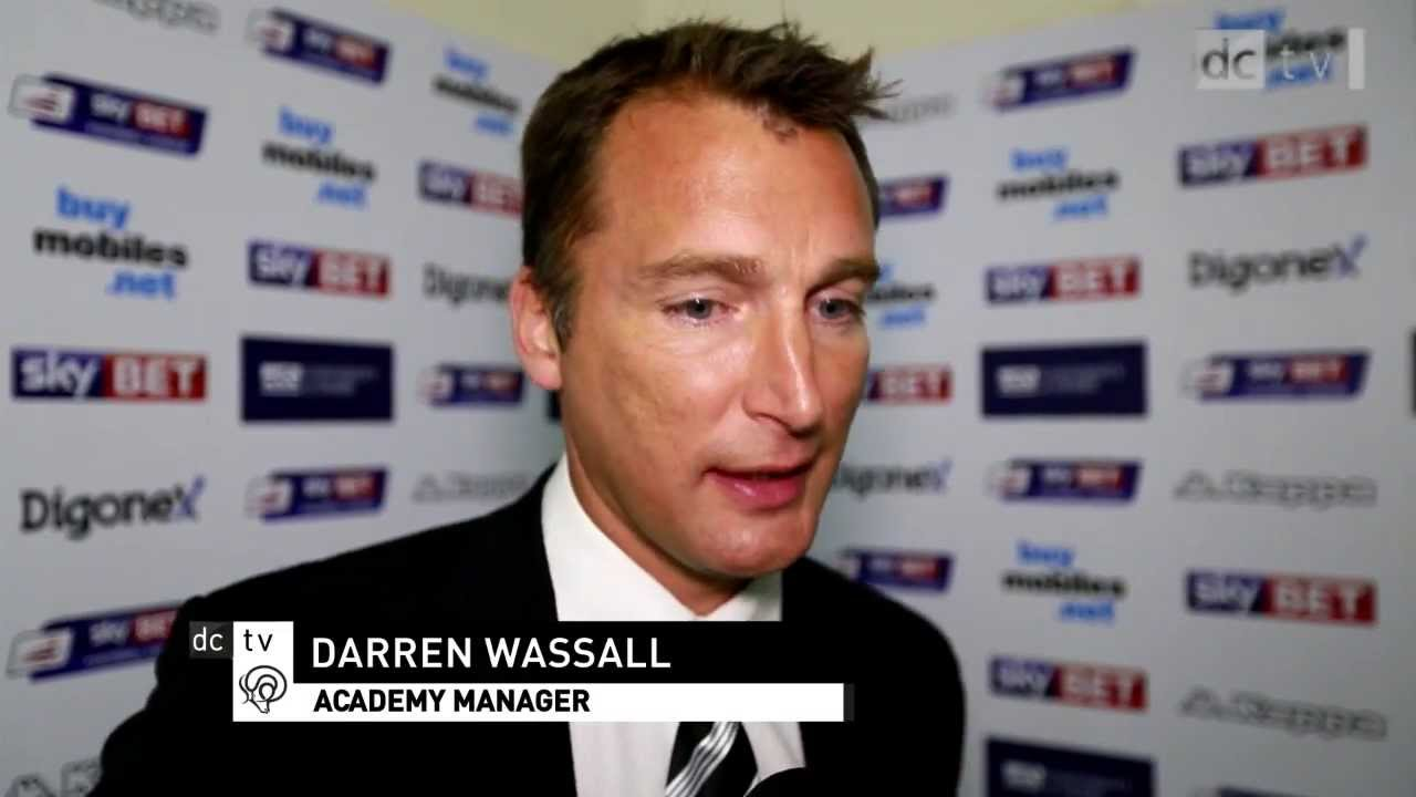 Darren Wassall On Ipswich Thriller