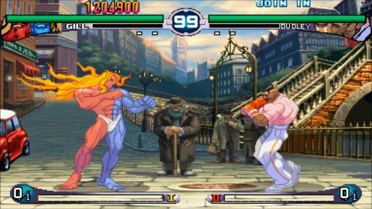 street fighter 3  2nd impact  arcade