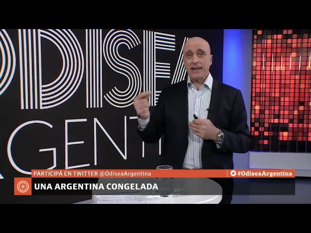 Carlos Pagni: Una Argentina congelada - Editorial - Odisea Argentina