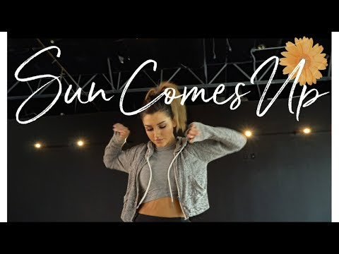 James Arthur/Rudimental-Sun Comes Up(Choreography)