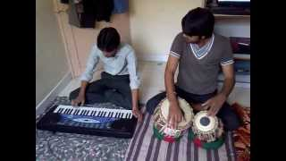 Ishq Risk Piano Tabla.mp4