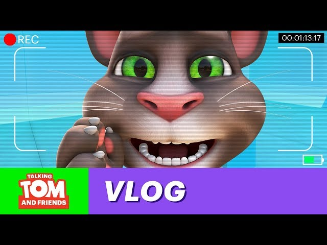 Talking Tom Vlogs - A Guide to My Town