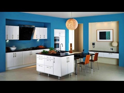 Kitchen Wall Paint Colors beautiful paint colors for kitchen wall - youtube