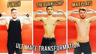 Ultimate 8 Week Body Transformation Part 1 - Theburntchip Maxplays Finch