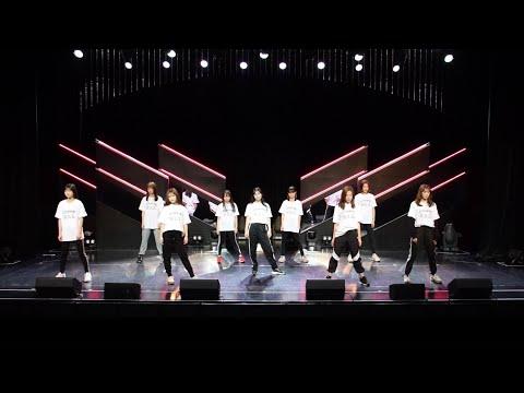 Dance Practice「UZA」Lit charm【HKT48】