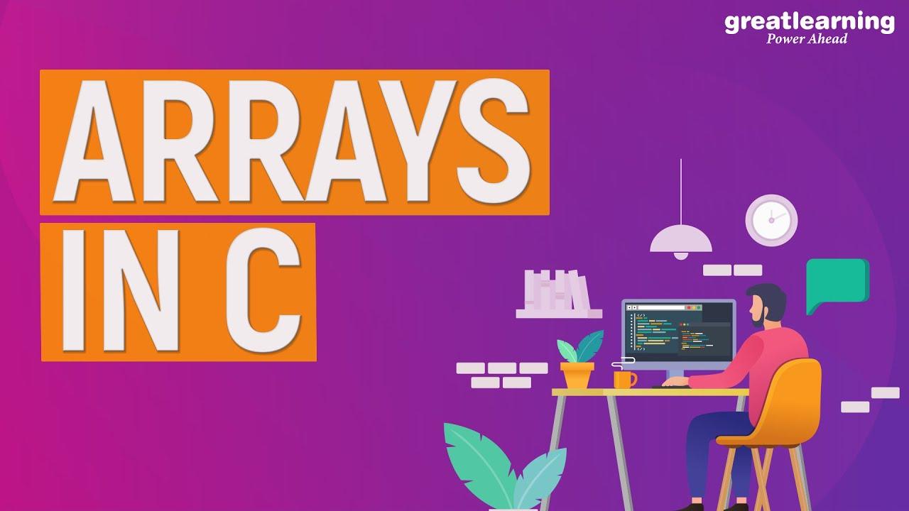 Arrays in C   C Programming for Beginners