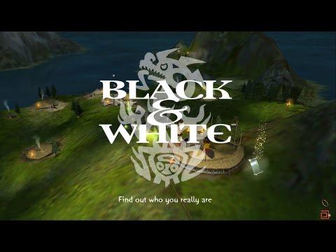 Black & White [PC] - retro