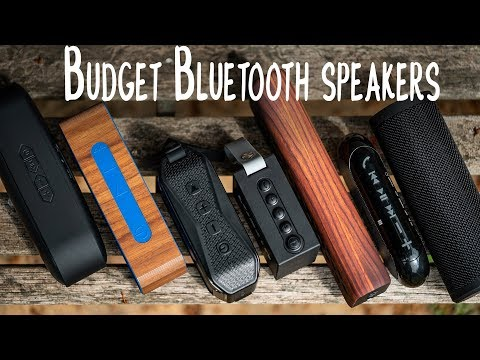 Ultimate Budget Bluetooth Speaker Sound Test | Best Cheap Portable Speaker 2018?