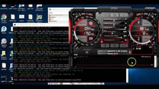 AMD Radeon RX460 17.5 Mh ETH!!!