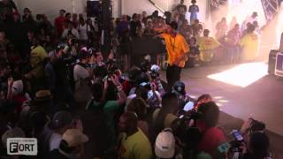 """Earl Sweatshirt """"Whoa"""" - Live at The FADER FORT Presented by Converse"""