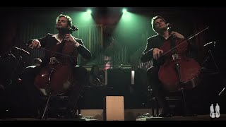 Скачать 2CELLOS With Or Without You 2015