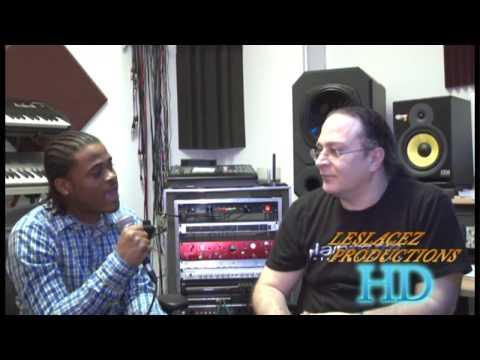 STEVE SOLA  OFFICIAL INTERVIEW !  LESLACEZ PRODUCTIONS TELEVISION 4 YO VISION!