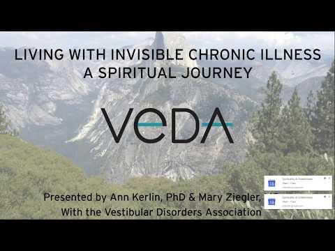 Spirituality & Gratefulness for Coping with Chronic Illness