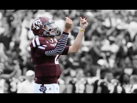 Johnny Manziel Highlights 2014