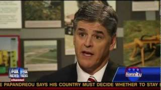 Sean Hannity Gives Rick Perry a Pass