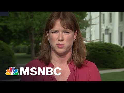 One-On-One With White House Communications Dir. Kate Bedingfield   MSNBC