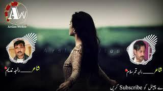 Raja Nadeem Akhtar & Raja Qamar Salam|Urdu Pothwari Sher |Photwari Sher Full|Arslan Writes