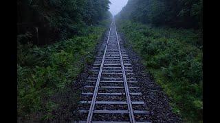 北海道&東日本パス国鉄汽車旅を求めその23 釧網本線後面展望札弦ー川湯温泉