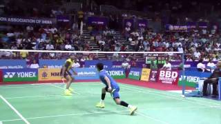 SF - 2015 India Open Super Series - Kidambi Srikanth vs Xue Song