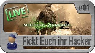 Modern Warfare 2: Fickt Euch ihr Hacker - Pilotfolge
