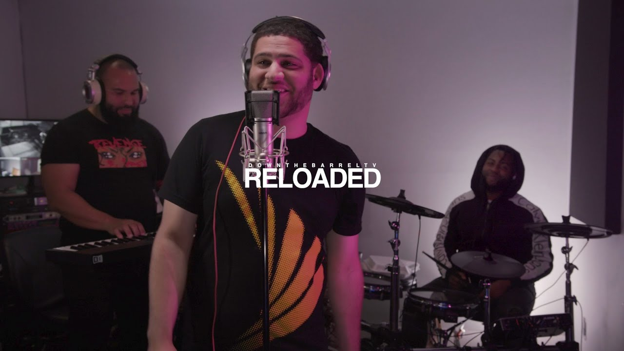 G Rey: DTBTV Reloaded Ep. 003 [LOLLAPALOOZA   MIXED PERSONALITIES]