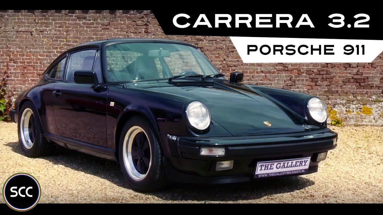 Porsche 911 32 carrera 1984 modest test drive engine sound porsche 911 32 carrera 1984 modest test drive engine sound scc tv youtube sciox Image collections