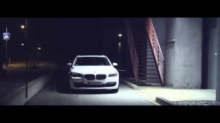 BMW 7er F01 Teaser mit  Red One MX im low light footage test