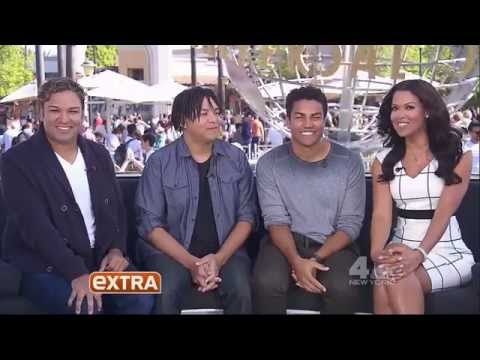 3T on Extra 10-09-2015