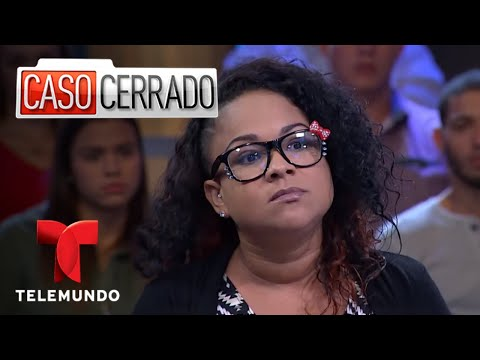 Caso Cerrado | Pretended To Be Deported To Marry Another Woman!😂👰🏃🌬 | Telemundo English