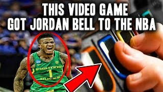 How Jordan Bell Made It To The NBA Because Of A Video Game