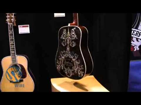 Martin D-100 Deluxe Worshiped, Adored At Winter NAMM 2009