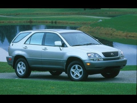 2000 Lexus Rx 300 Start Up And Review 3 0 L V6