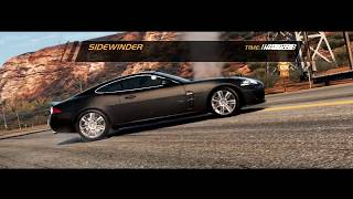 NFS: Hot Pursuit(2010): Event #11: Time Trial: Memorial Valley: Sidewinder