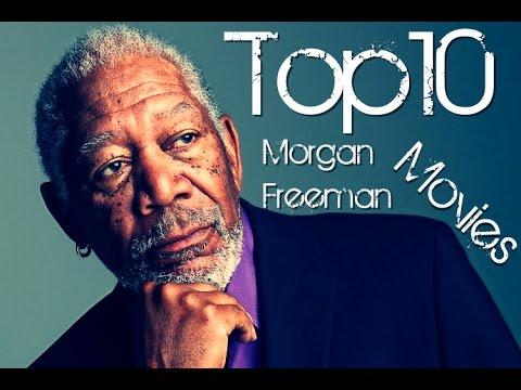 Top10 Morgan Freeman Movies