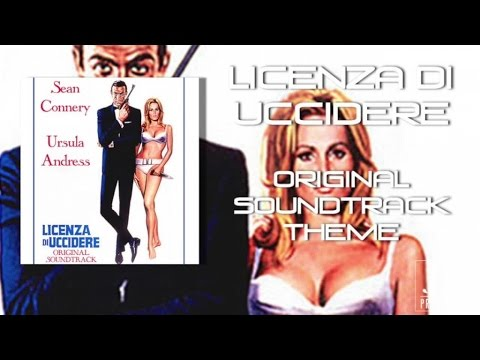 Various Artists - Licenza di Uccidere (Original Soundtrack Theme from