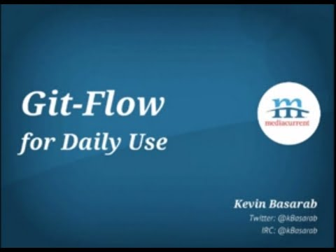Git Flow for Daily Use