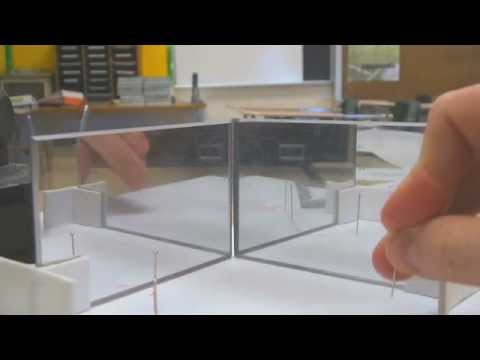 Law Of Reflection Lab M4v Youtube