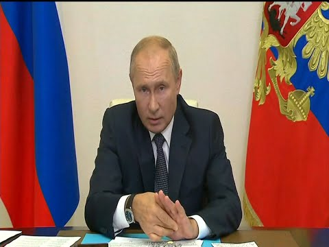 Vladimir Putin claims Russia has a Covid-19 vaccine