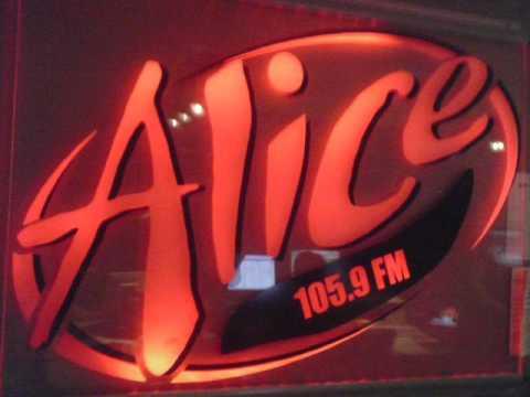 Fun at Alice 105.9