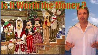 Disney dream cruise ship review - disney cruise line review