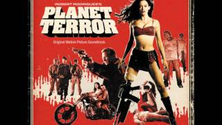 Planet Terror OST-Cherry´s Dance Of Death - Chingon