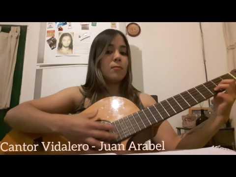 Cantor vidalero - Juan Arabel