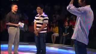Chương trình Đối Mặt VTV3 221109 Vòng thi tuần năm 2009
