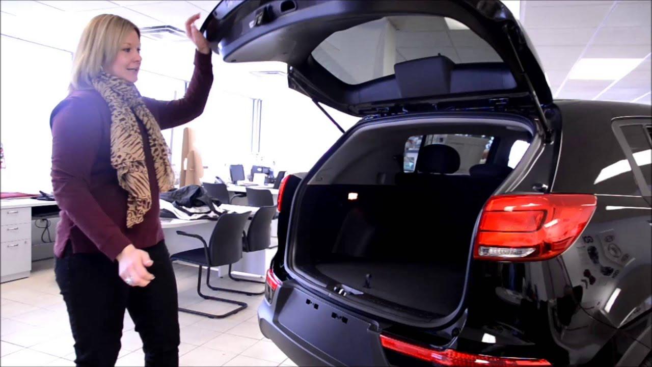 The 2014 Kia Sportage Walk Around Youtube